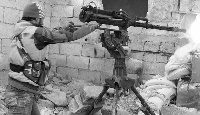Şam yönetiminden 'montajlı' fotoğraflarla propaganda
