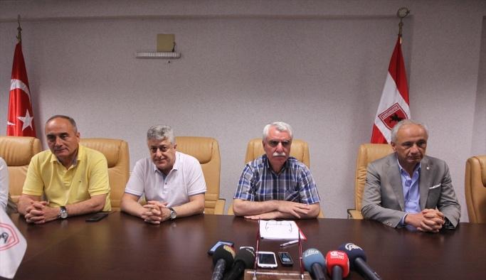 Samsunspor Kulüp Başkanı Tutu: