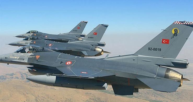 Şemdinli'de hava harekâtı: Üç PKK'lı öldü
