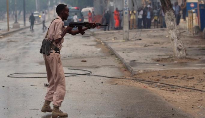 Somali'de otel saldırısı: 15 ölü