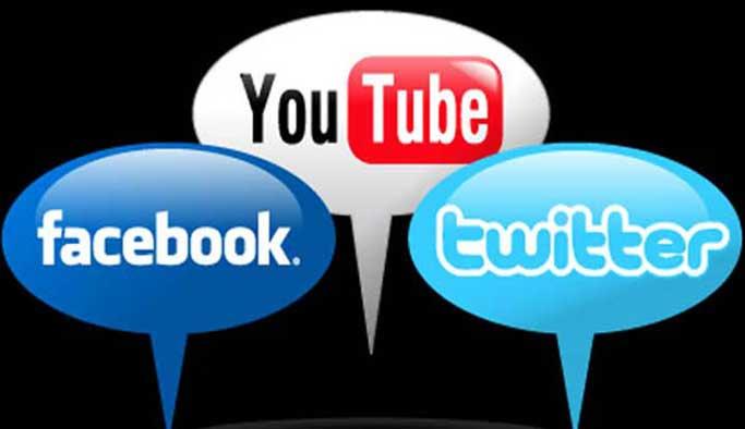 Sosyal medya bir kez daha çöktü