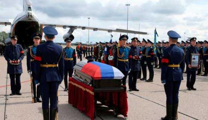 Suriye'de yaralanan Rus general öldü