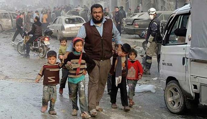 Suriye savaşı 600 bin yetim bıraktı