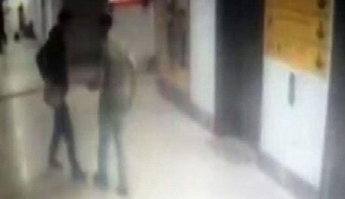 Terörist kimlik soran polisi böyle vurdu