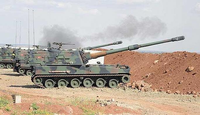 TSK IŞİD hedeflerini vurdu: 16 ölü