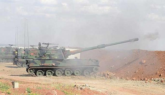 TSK IŞİD hedeflerini vurdu: 31 ölü
