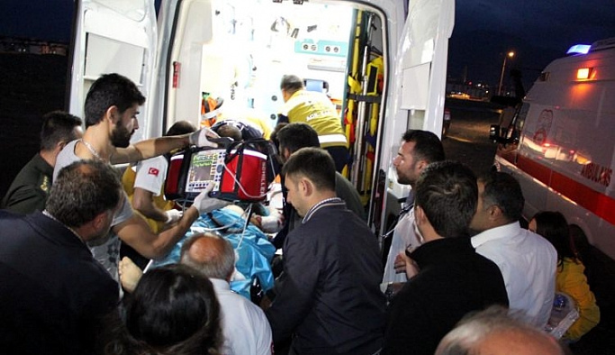 Tunceli'de önce silahlı sonra bombalı saldırı