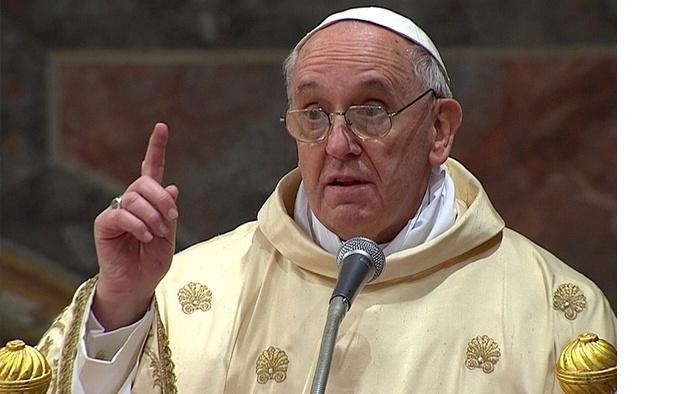 Türkiye, Papa'yı kınadı