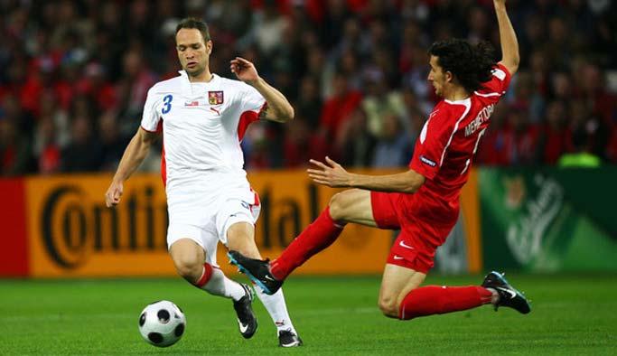 Türkiye-Çek Cumhuriyeti maçı detayları