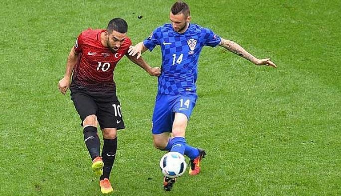 Türkiye-Hırvatistan maçından notlar