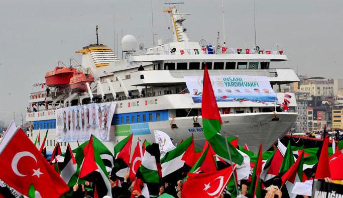 Türkiye-İsrail anlaşmasında imzalar atıldı
