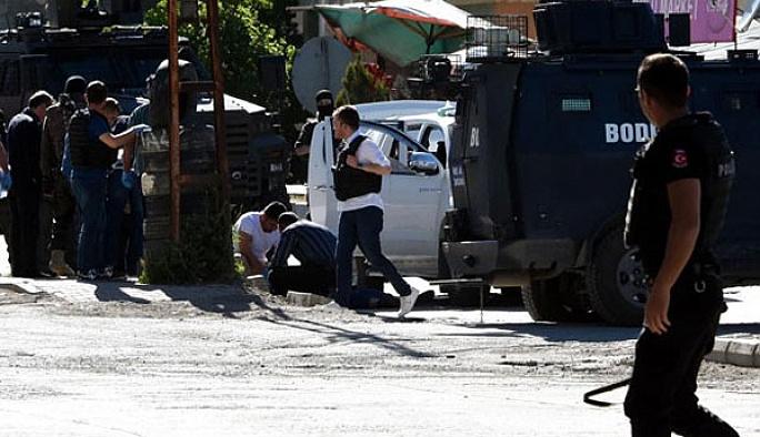 Van merkezde çatışma: Üç PKK'lı öldürüldü