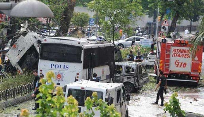 Vezneciler saldırısında iki DBP'li gözaltında
