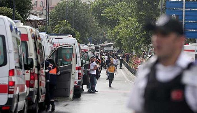 Vezneciler saldırısında üç kişi tutuklandı
