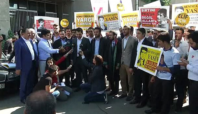 'Yasin Börü'nün ailesi: Demirtaş da yargılanmalı