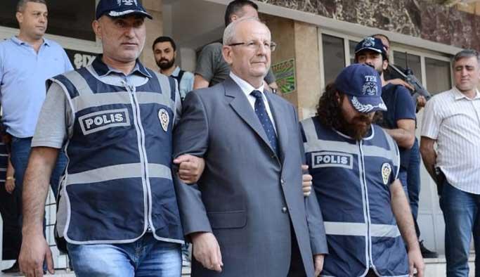 2. Ordu Komutanı Orgeneral Huduti tutuklandı