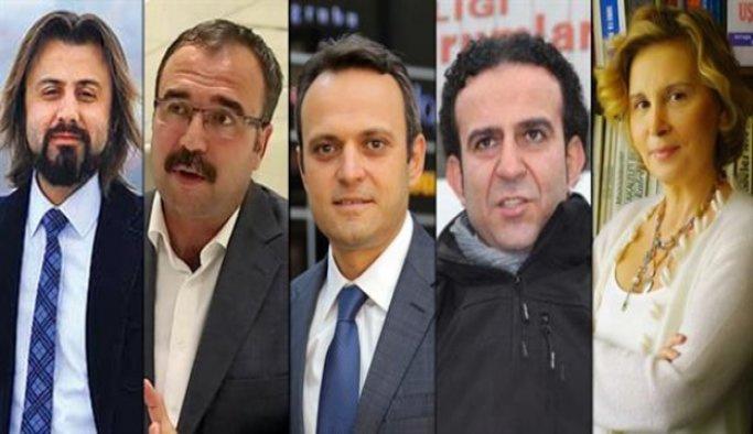 42 gazeteciden 11'inin yurt dışına çıktığı tespit edildi