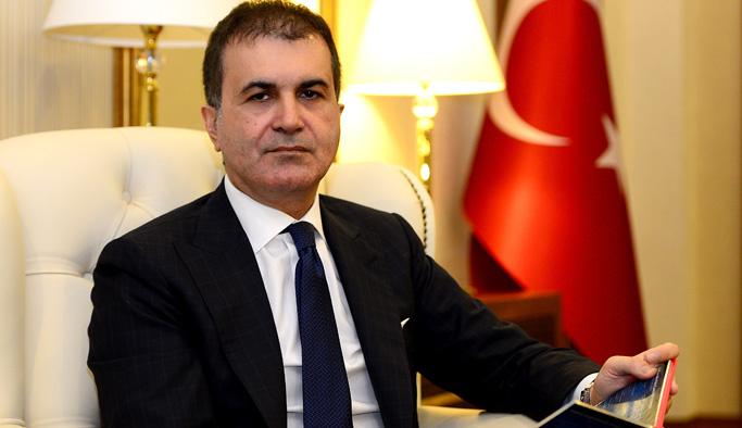 AB Bakanı Çelik: Gülen, Ladin ve IŞİD'den daha tehlikeli