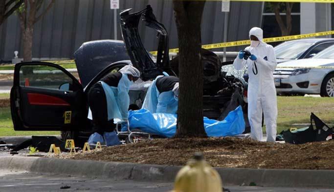 ABD'de cami avlusunda silahlı saldırı
