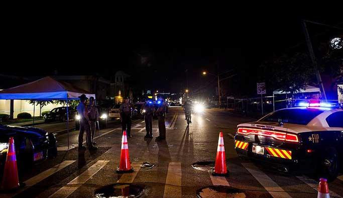 ABD'de siyahi öfke: 4 polis öldürüldü