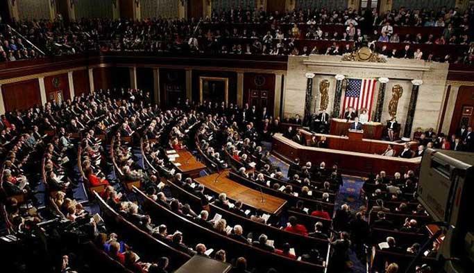 ABD kongresinde yine 'silahlı şahıs' alarmı
