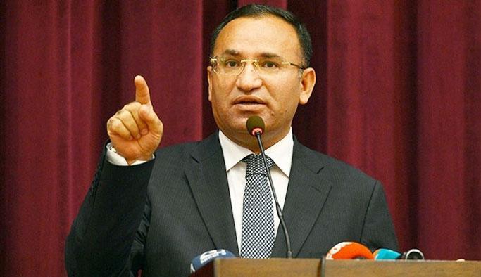 Adalet Bakanı Bozdağ: Henüz Bitmedi
