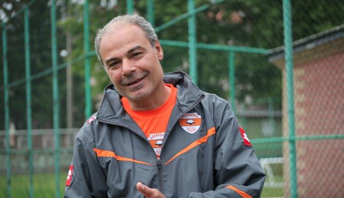 Adanaspor Teknik Direktörü İpekoğlu: