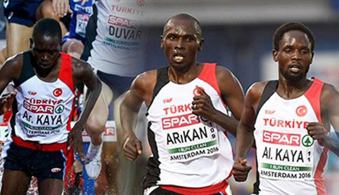 Yarışanlar Afrikalı kazanan Türkiye