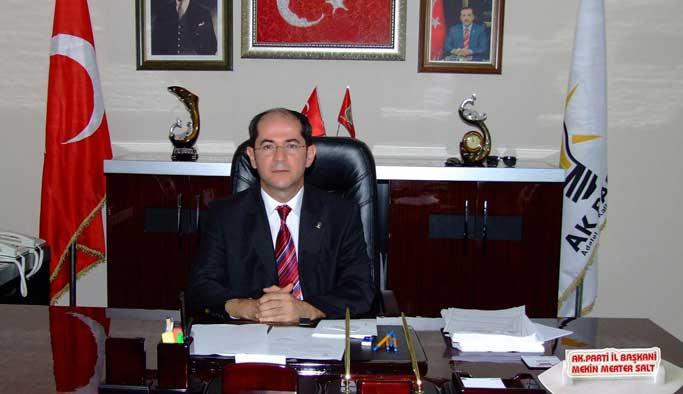 AK Parti Mersin eski il başkanı gözaltında
