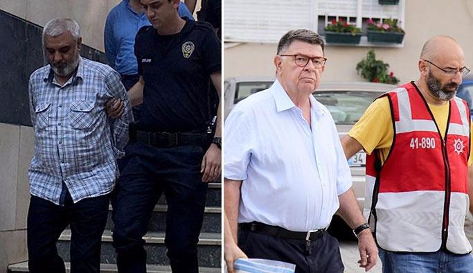 Ali Bulaç ve Şahin Alpay tutuklandı