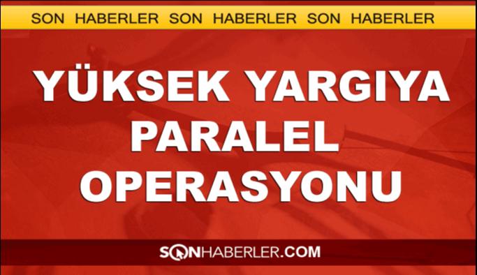 AYM üyesi Alparslan Altan gözaltına alındı