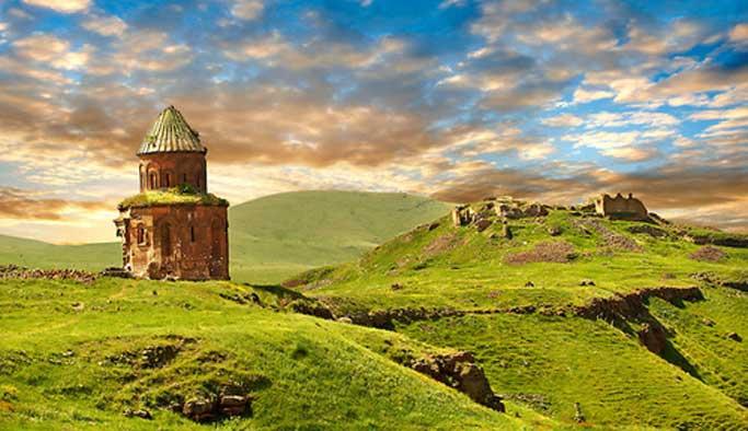 Ani Harabeleri Dünya Kültür Mirası listesinde
