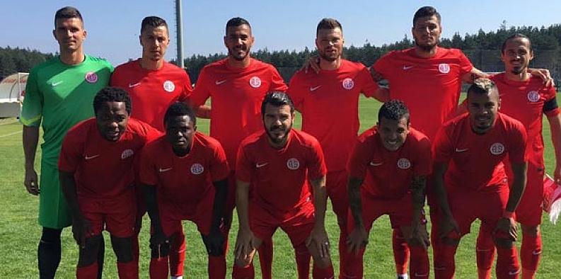Antalyaspor - Bandırmaspor Hazırlık maçı