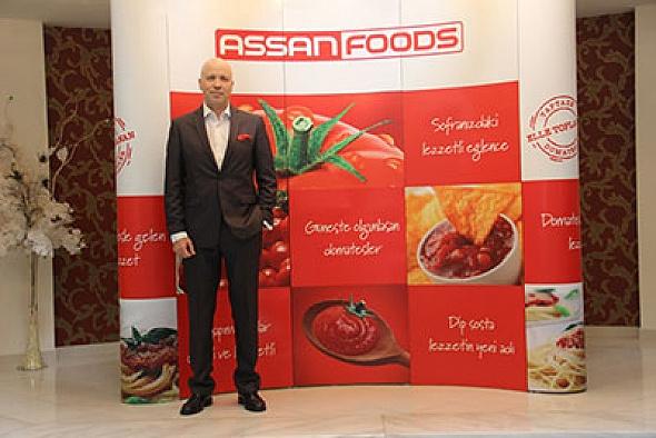 Assan Gıdadan 6 milyon avroluk yatırım