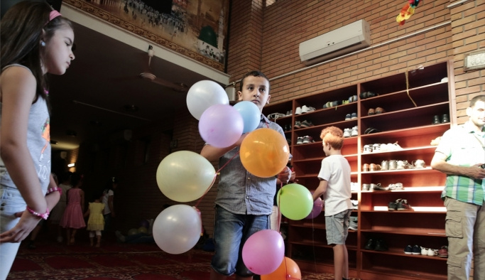 Atina'da Ramazan Bayramı