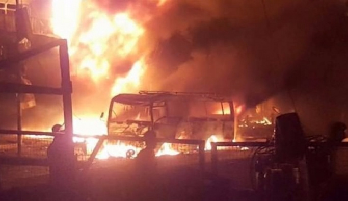 Bağdat'ta intihar saldırısı: 30 ölü, 55 yaralı