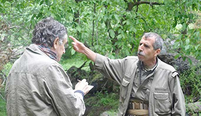 Bahoz Erdal'ın ölümüne en çok üzülen gazeteci