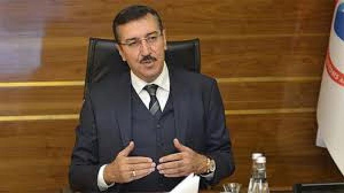 Bakan Tüfenkci'den uluslararası kuruluşlara mektup