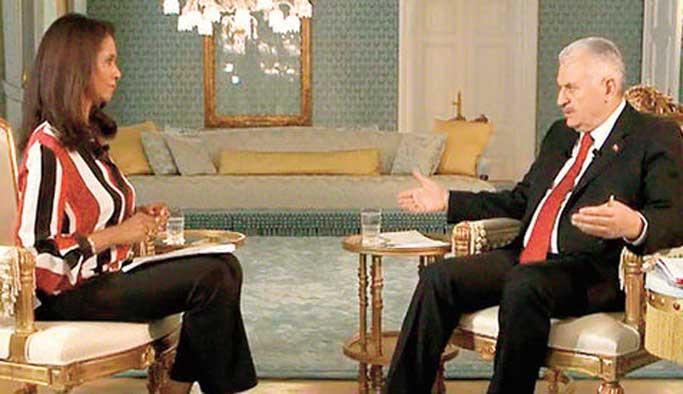 Başbakan Yıldırım Suriye ile normalleşme şartını açıkladı