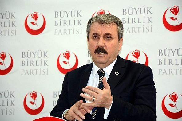 BBP'den idam cezası talebi