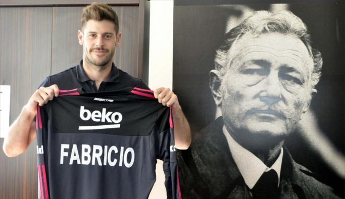 Beşiktaş'ın yeni kalecisi Fabricio: