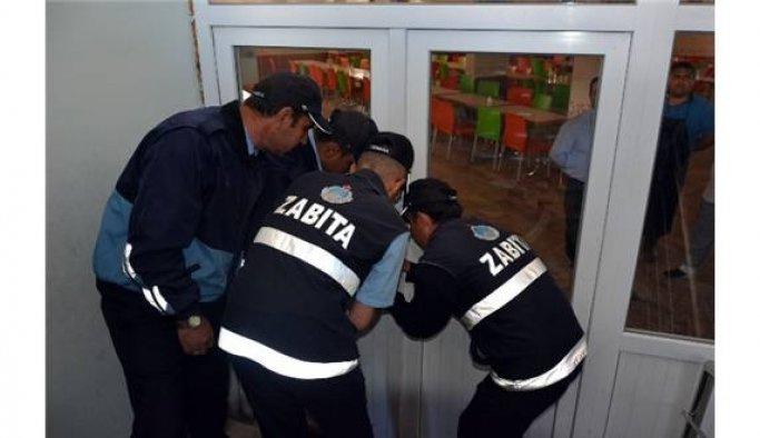 Bolu'da 2 okul 1 yurt kapatıldı