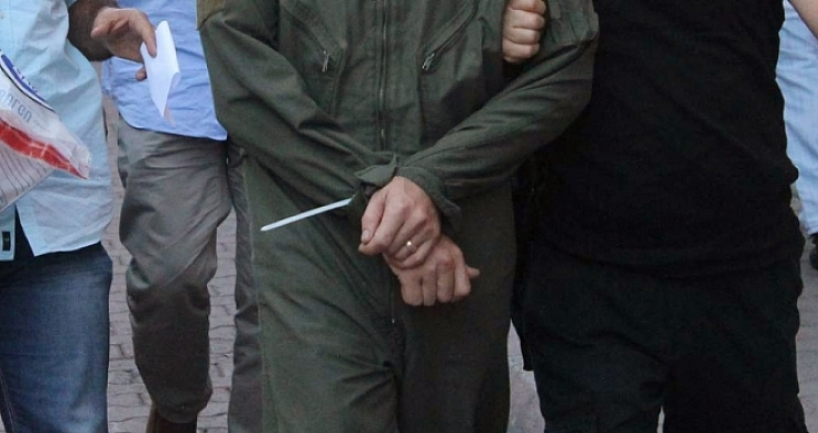 Bolu İl Jandarma Komutanı Albay Yılmaz tutuklandı