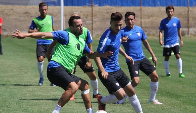 Boluspor yeni sezon hazırlıklarını sürdürdü