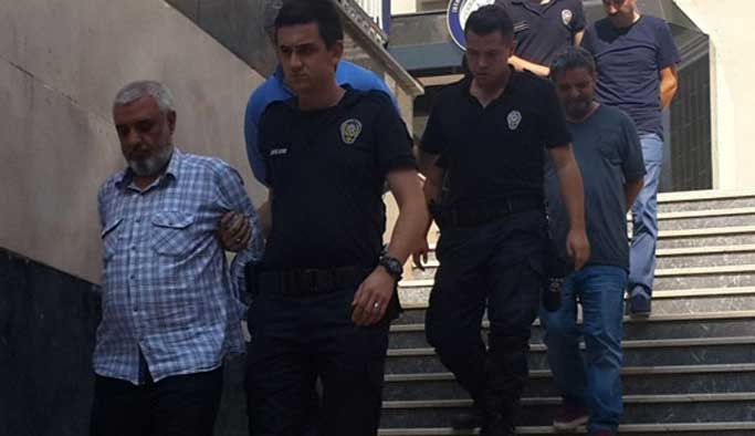 Gözaltındaki yazarların ifadesine başlandı
