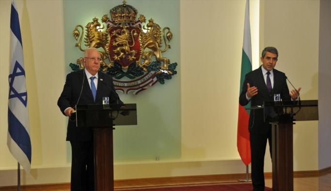 Bulgaristan–İsrail ilişkileri
