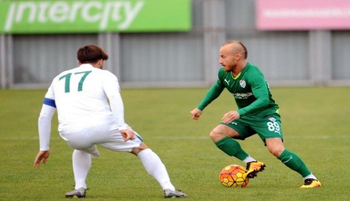 Bursaspor 2- Vorwarts Steyr 1