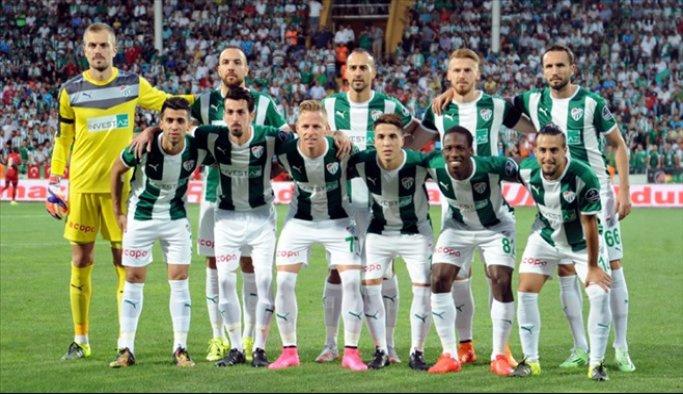 Bursaspor, Austria Salzburg'u 6-1 yendi