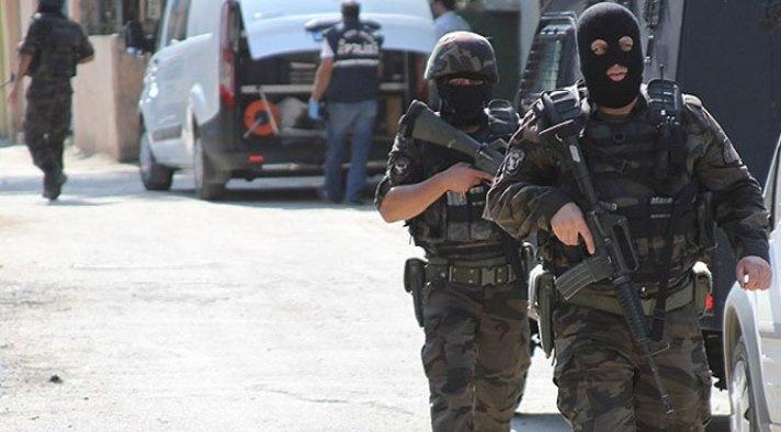 Sivas'ta DEAŞ operasyonu