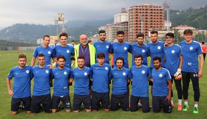 Çaykur Rizespor yeni sezon hazırlıklarına başladı